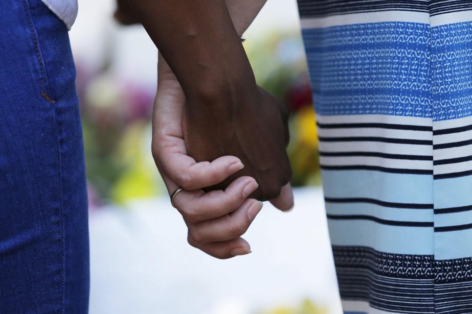L'espérance de vie des Noirs américains... (Photo Brian Snyder, archives Reuters)