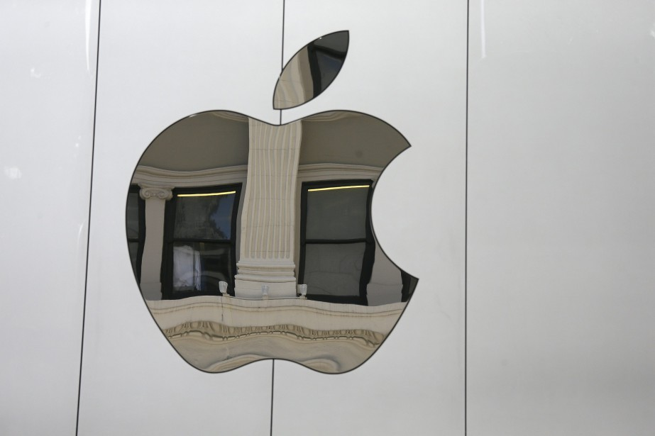Apple a dégagé des résultats en hausse pour... (Photo Eric Risberg, archives AP)