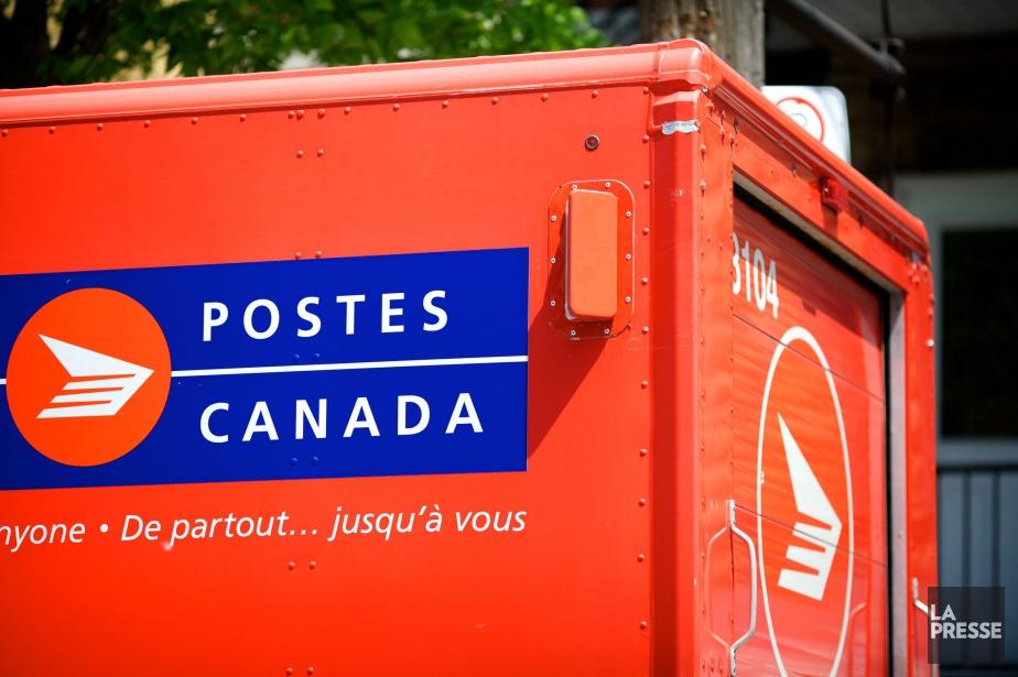 Postes Canada a enregistré pour... (PHOTO SARAH MONGEAU-BIRKETT, LA PRESSE)