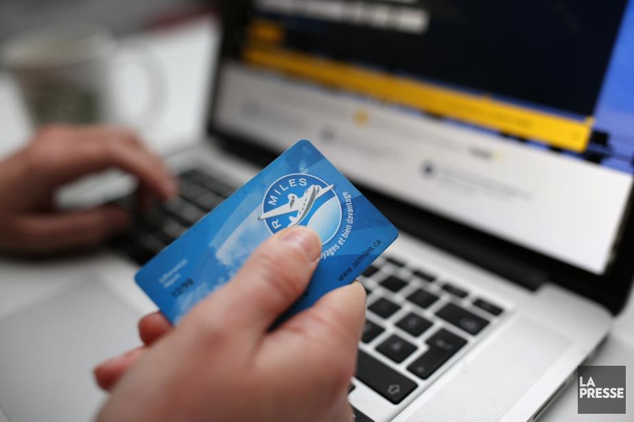 Ainsi, les détenteurs de carte Air Miles pourront... (Archives, La Presse)