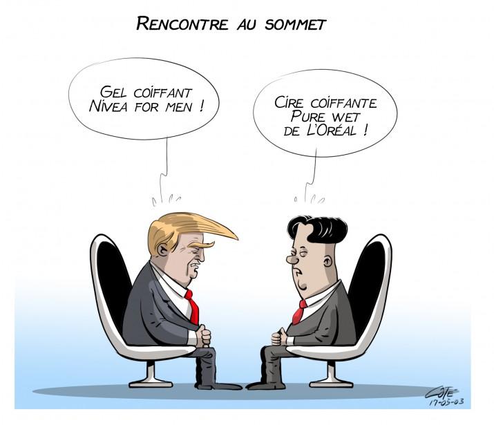 Caricature du 3 mai | 2 mai 2017