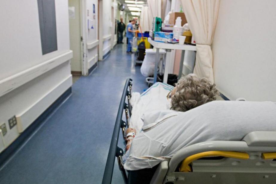 De plus en plus d'hôpitaux accordent des congés... (Photo François Roy, Archives La Presse)