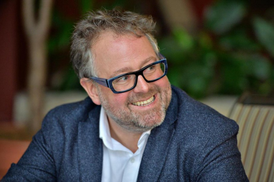 Alexandre Taillefer appelle les dirigeants à sortir de... (Photo Patrice Laroche, archives Le Soleil)