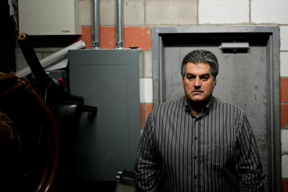 Lino Zambito a appris hierque ses communications privées... (Photo Marco Campanozzi, Archives La Presse)