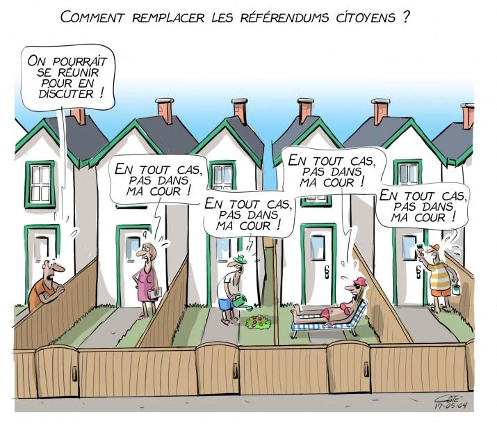 Caricature du 4 mai | 3 mai 2017