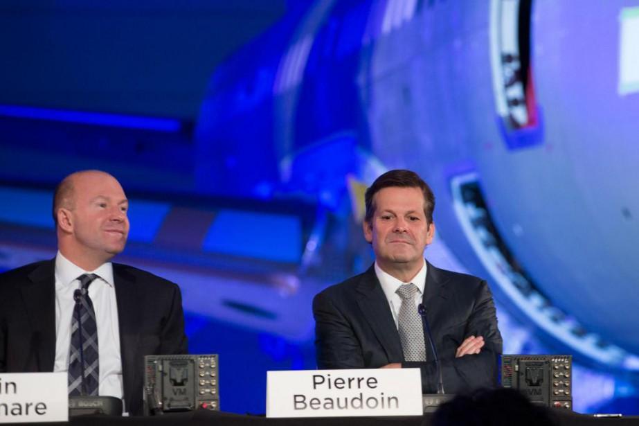 Glass Lewis et ISS reprochent à Bombardier une... (Photo Ivanoh Demers, Archives La Presse)