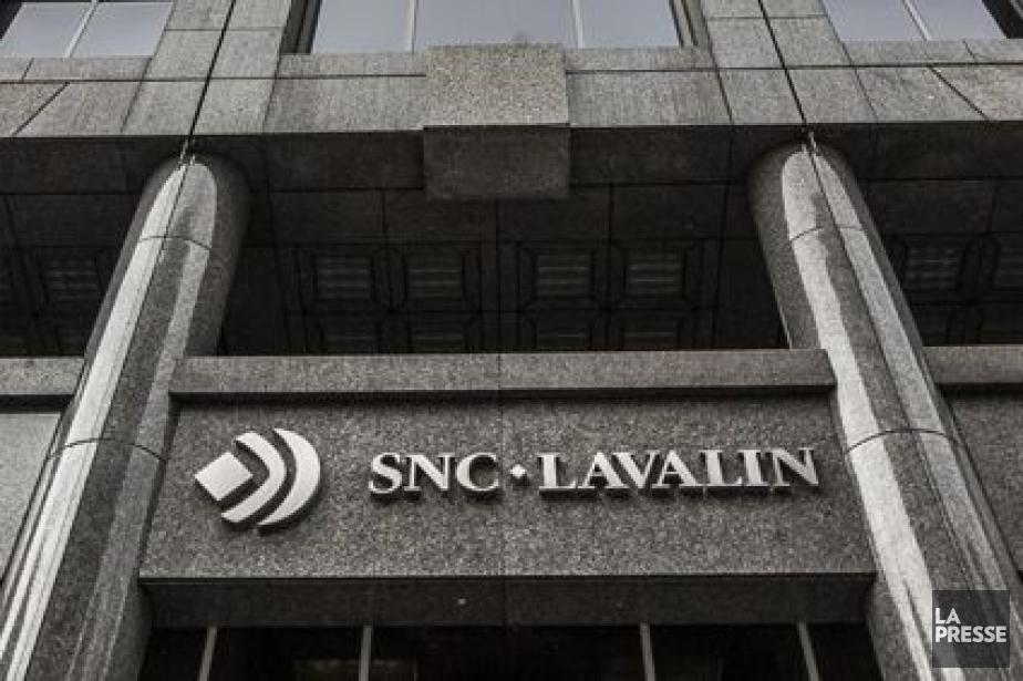 Le siège social de SNC-Lavallin à Montréal.... (PHOTO OLIVIER PONTBRIAND, ARCHIVES LA PRESSE)