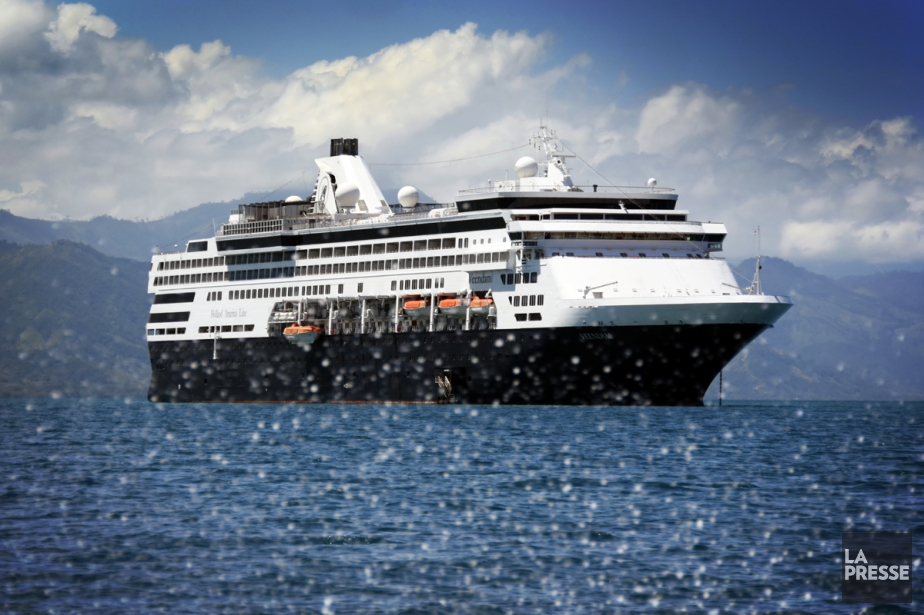 La saison sera inaugurée avec l'arrivée au Port... (PHOTO BERNARD BRAULT, ARCHIVES LA PRESSE)