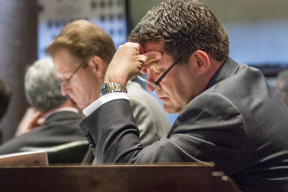Mike Green est le deuxième candidat pressenti au... (PHOTO ARCHIVES AP)