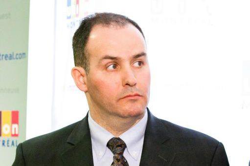Éric Dugas, conseiller d'arrondissement, a vu rouge.... (Photo Ninon Pednault, Archives La Presse)