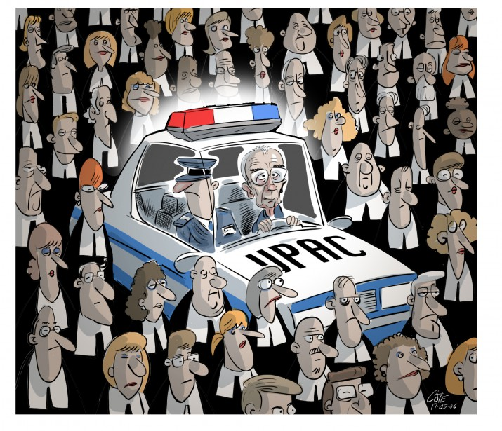 Caricature du 6 mai | 5 mai 2017