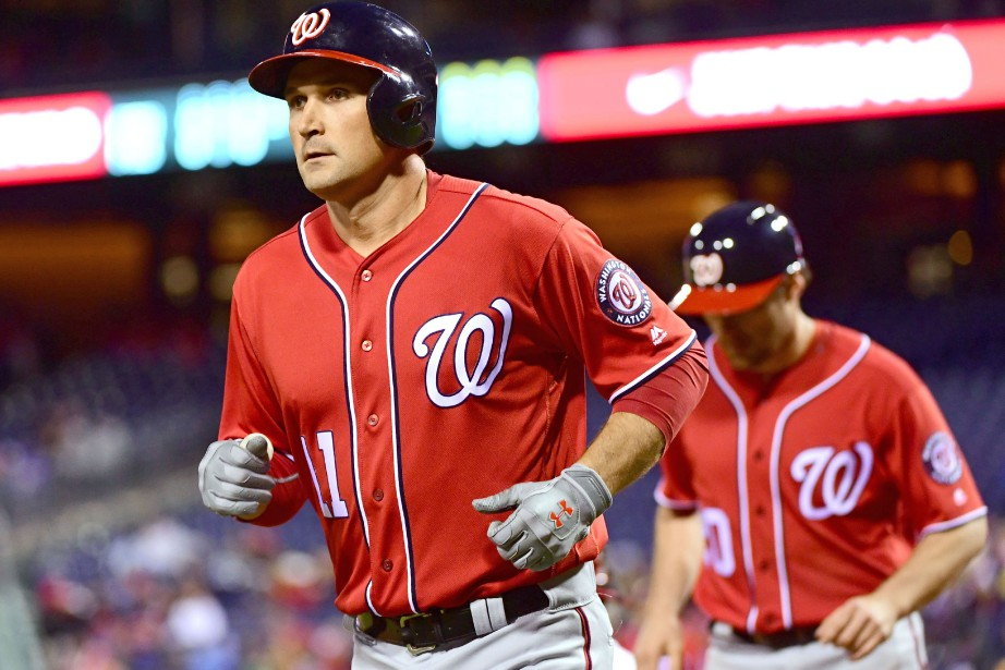 Ryan Zimmerman... (photo Eric Hartline, USA TODAY Sports)