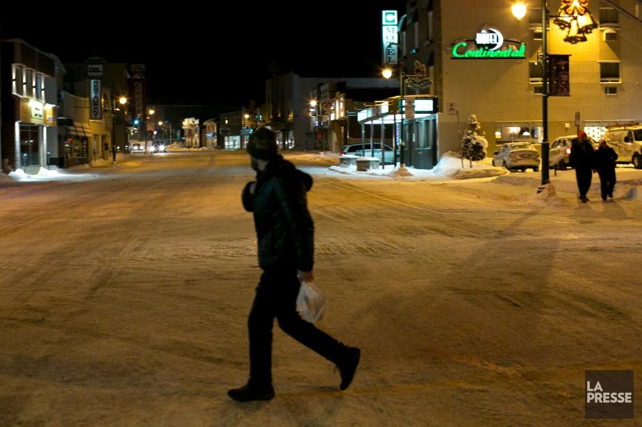 Certaines régions, dont le Saguenay et la Gaspésie,... (PHOTO MARTIN TREMBLAY, LA PRESSE)