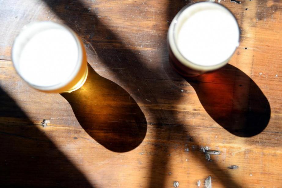 La bière brassée avec du MSG contient une... (PHOTO ARCHIVES BLOOMBERG)