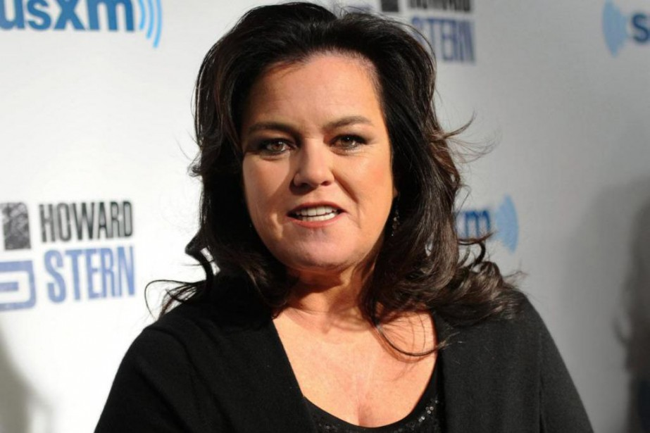 Rosie O'Donnell, en janvier 2014... (photo Evan Agostini, archives Invision/Associated Press)