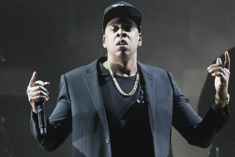 Jay Z... (Archives AP)