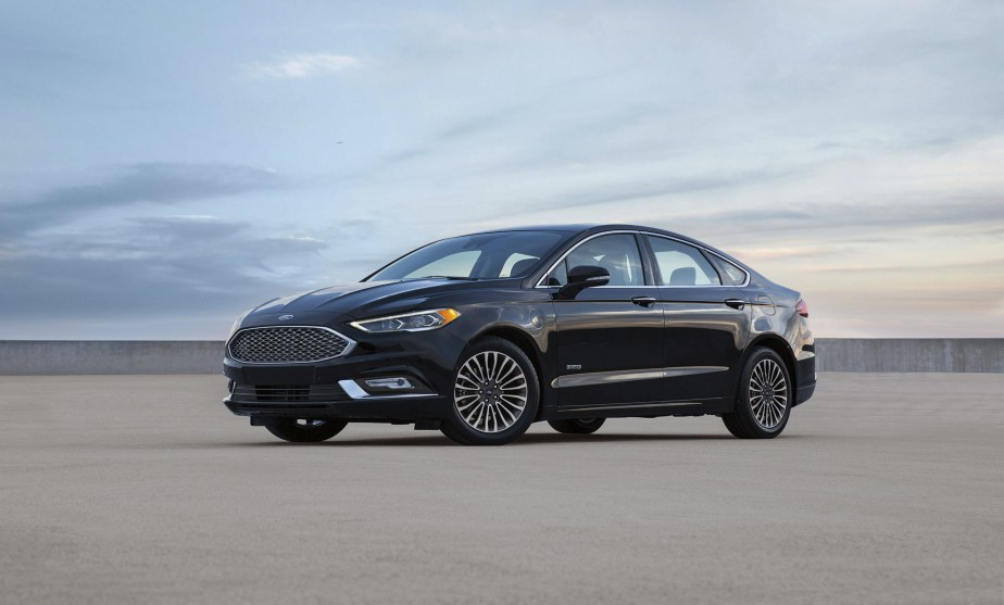 La Ford Fusion est assemblée à Hermosillo. (Photo : Ford)