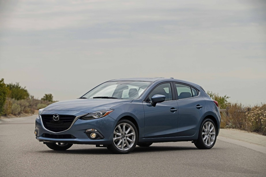 La Mazda3 est fabriquée à Salamanca. (Photo : Mazda)