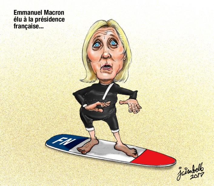 Caricature du 9 mai | 9 mai 2017
