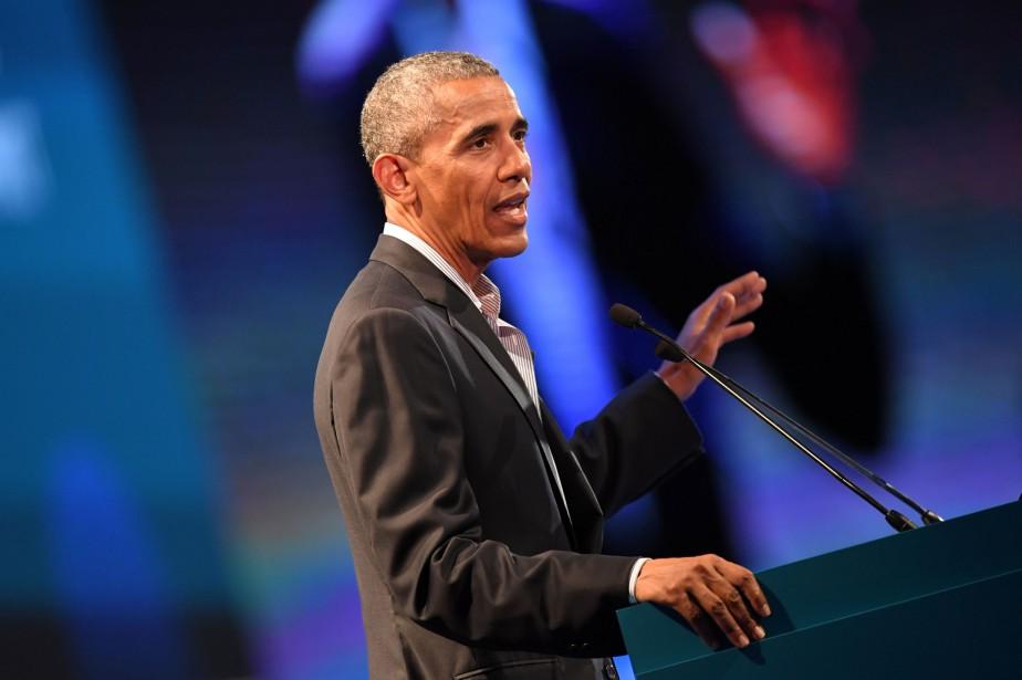 Barack Obama... (Photo Andreas Solaro, Agence France-Presse)