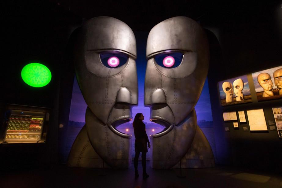 Une nouvelle exposition du musée Victoria & Albert (V&A), à... (PHOTO AFP)