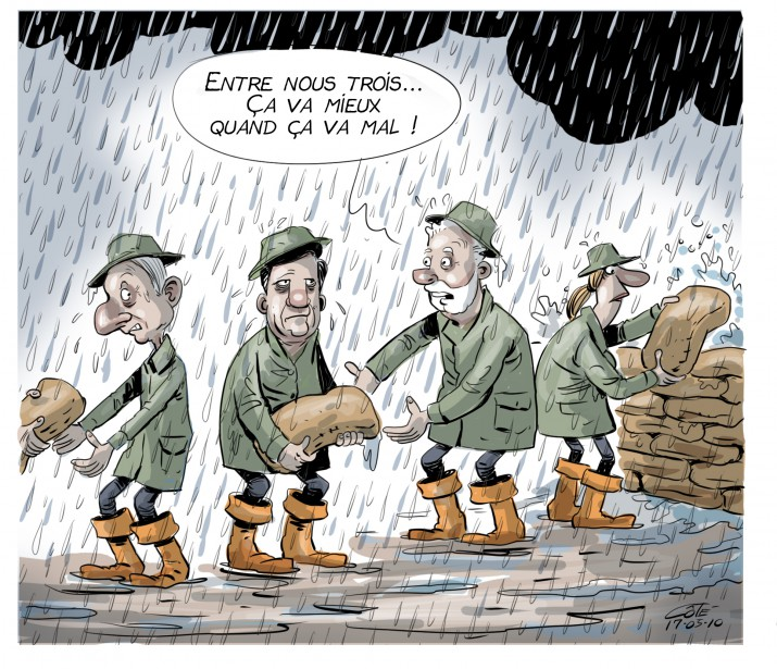 Caricature du 10 mai | 10 mai 2017