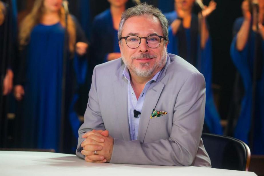 Christian Bégin anime la nouvelle émission estivaleY'a dumonde... (Photo Philippe-Olivier Contant, fournie par la production)