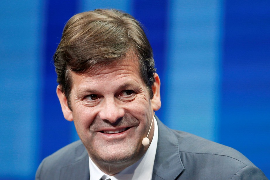 Le président du conseil d'administre de Bombardier, Pierre... (PHOTO ARCHIVES REUTERS)