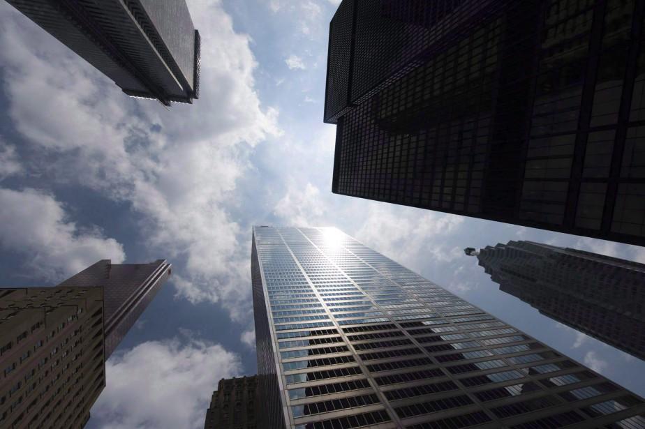 Les institutions touchées sont la TD, la Banque... (THE CANADIAN PRESS)