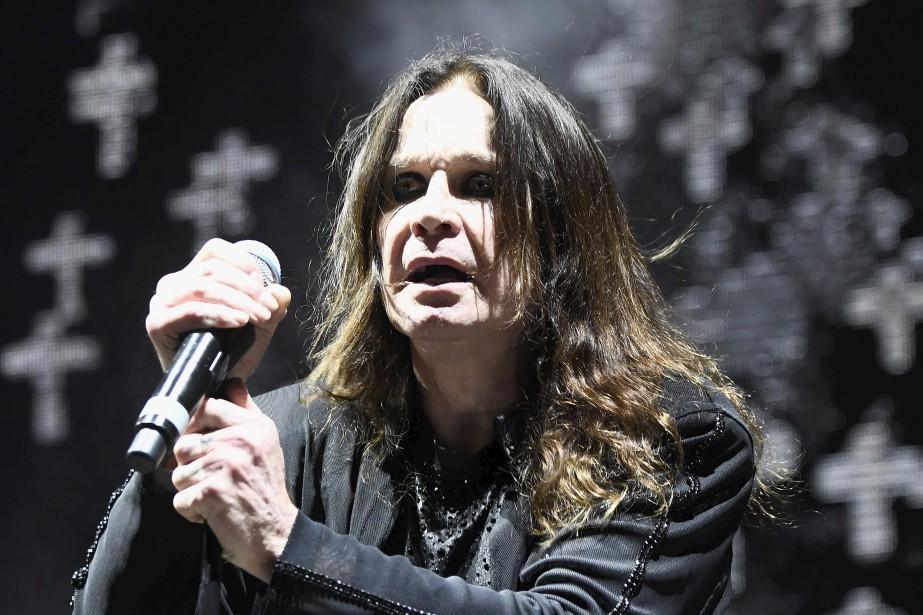 Ozzy Osbourne va donc effectuer sa dernière tournée... (Archives AFP, Frazer Harrison)
