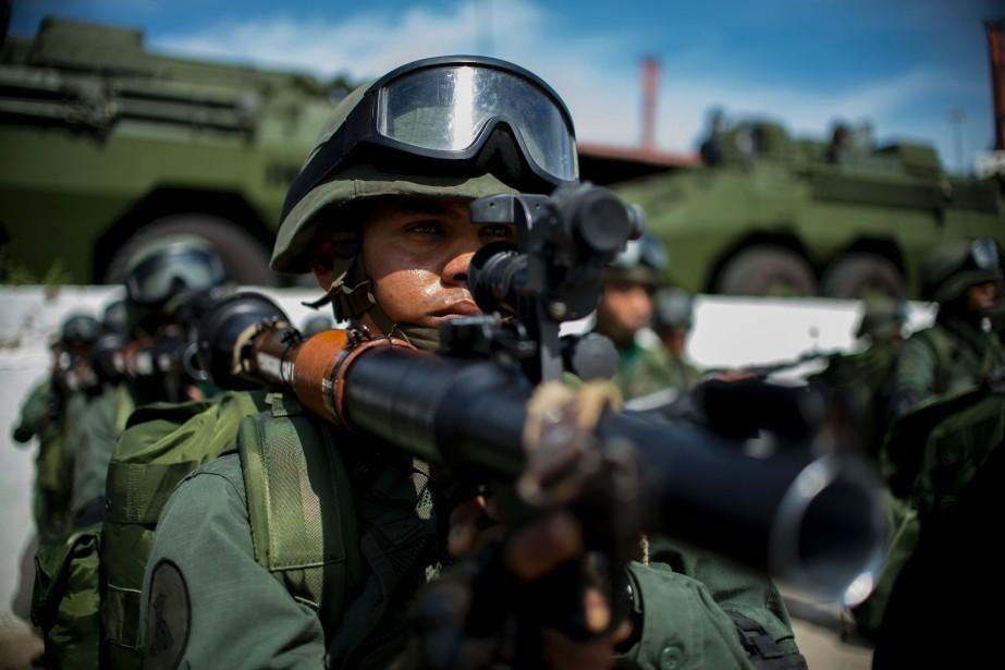 Le leader de l'opposition Henrique Capriles avait affirmé... (PHOTO ARCHIVES AFP)