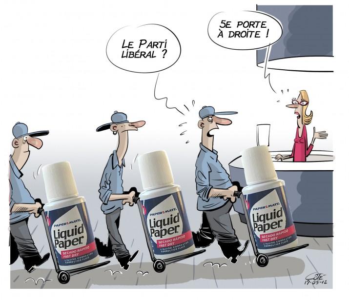 Caricature du 12 mai | 11 mai 2017