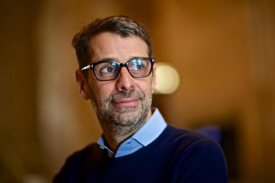 Éric Duhaime... (Photo André Pichette, Archives La Presse)