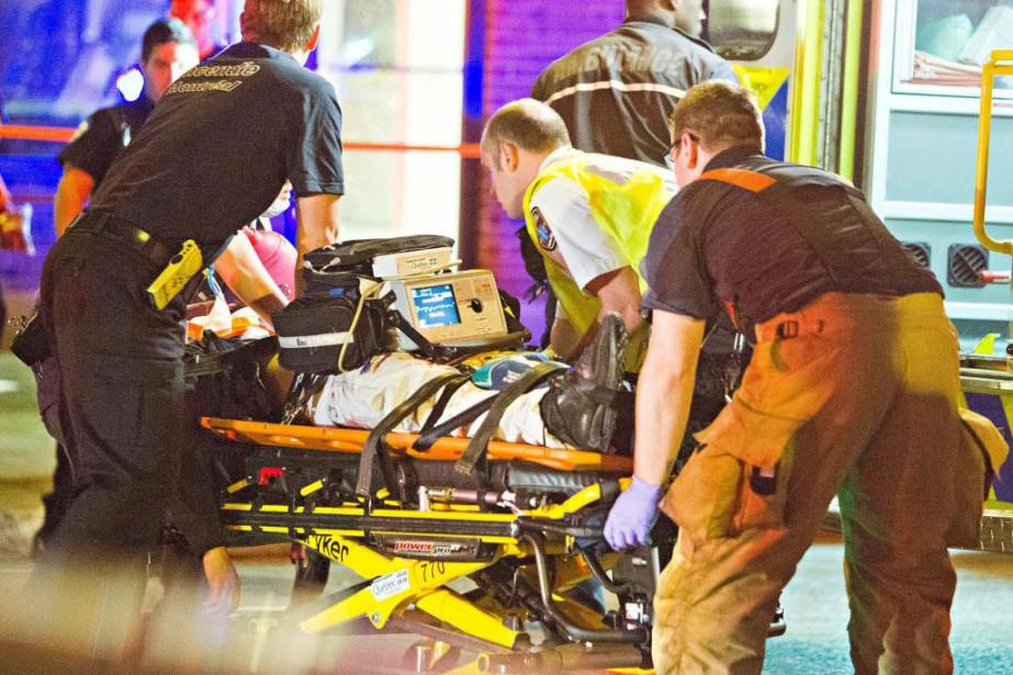 Steven Célestin, 23 ans, a été tué en... (PHOTO FÉLIX O.J. FOURNIER, ARCHIVES COLLABORATION SPÉCIALE)