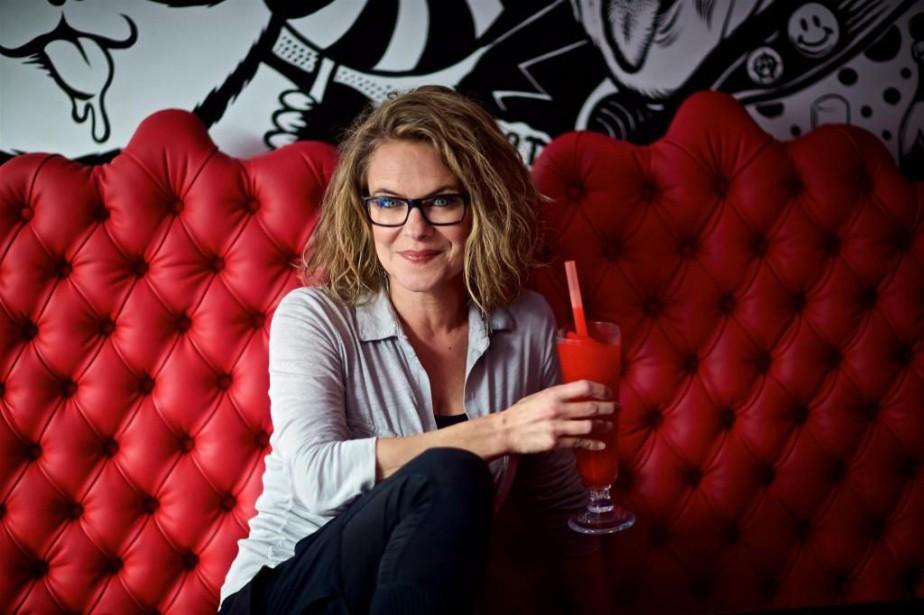 Annie Brocoli présentera un spectacle d'humour dans le... (Photo André Pichette, La Presse)