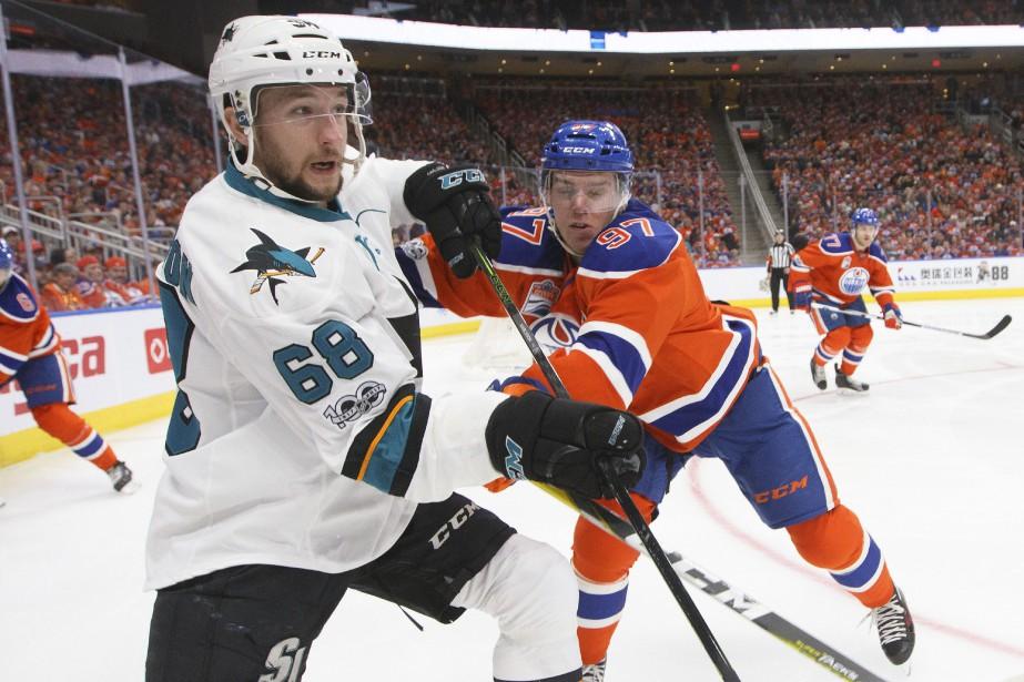Melker Karlsson... (Photo archives La Presse canadienne)