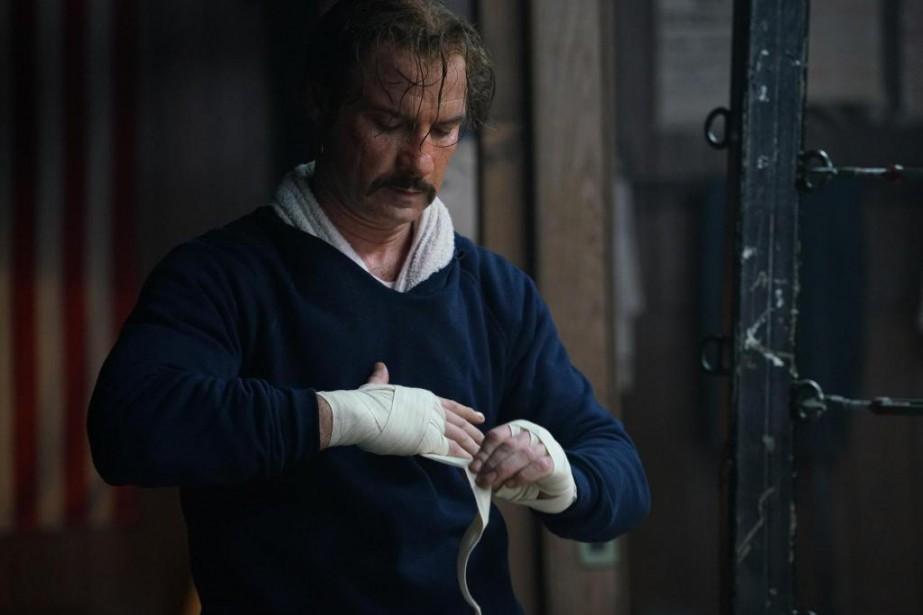 Liev Schreiber dans Chuck, un film de Philippe... (Photo:Entract Films)