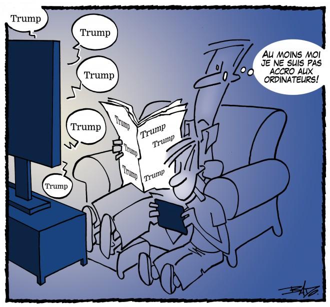 Caricature du 16 mai | 15 mai 2017