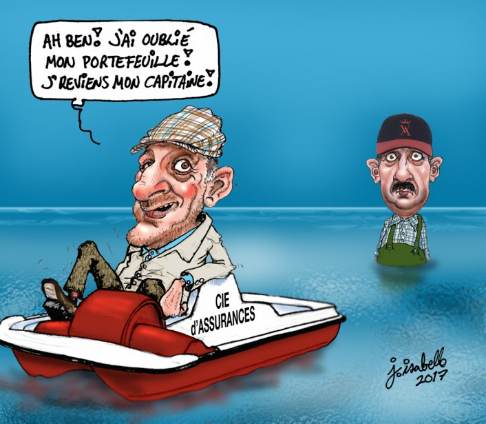 Caricature du 16 mai | 16 mai 2017