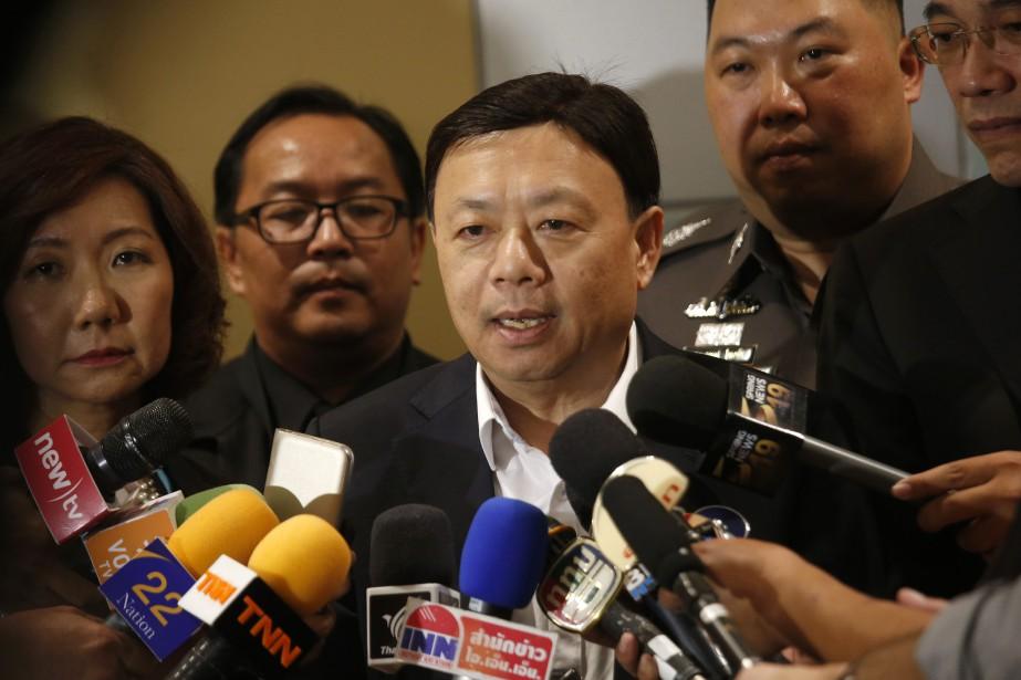 «Facebook collabore avec la Thaïlande», a annoncé mardi... (AP)