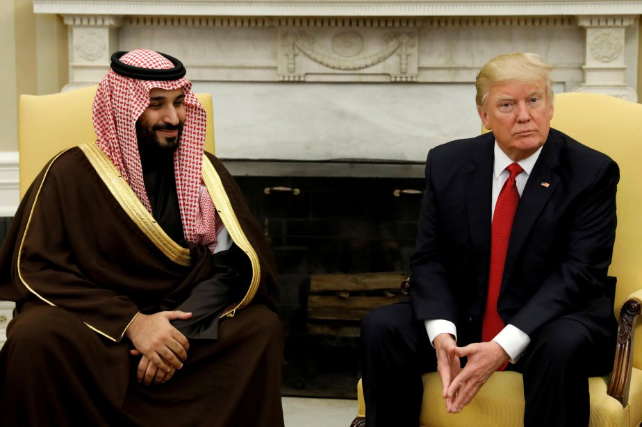 Donald Trump a reçu en mars à la... (PHOTO REUTERS)