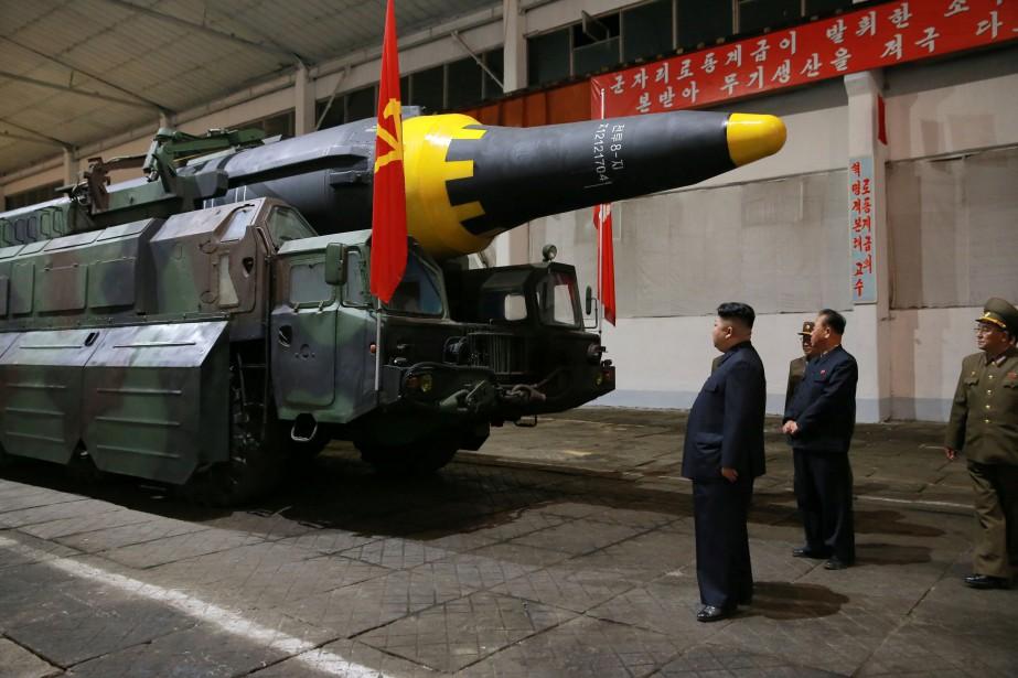 La Corée du Nord a nettement accéléré le... (PHOTO archives REUTERS)