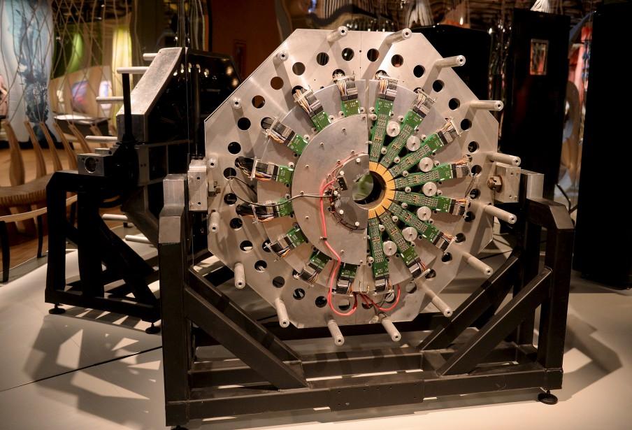 Un tomographe à émission de positron, un des meilleurs outils dont nous disposions pour étudier le cerveau. (Le Soleil, Erick Labbé)