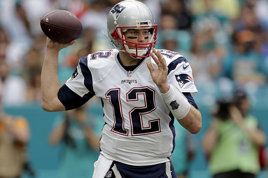 Tom Brady... (photo Alan Diaz, archives Associated Press)