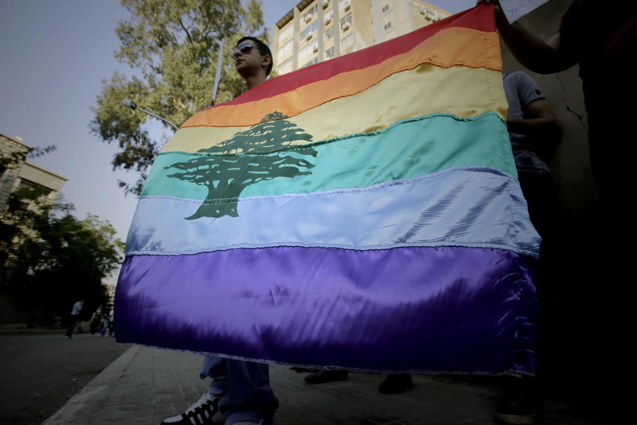 Le Liban est considéré comme plus tolérant à... (PHOTO JOSEPH EID, AFP)