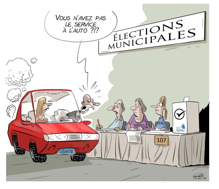 Caricature du 18 mai | 17 mai 2017