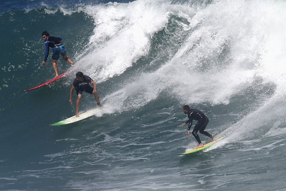 «Une goutte d'eau dans l'océan». En... (Photo Sergio Moraes, archives REUTERS)