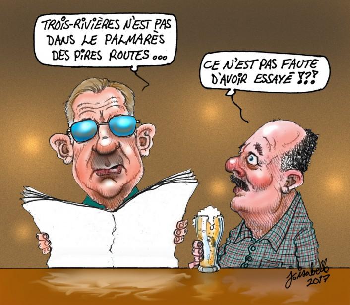 Caricature du 18 mai | 18 mai 2017