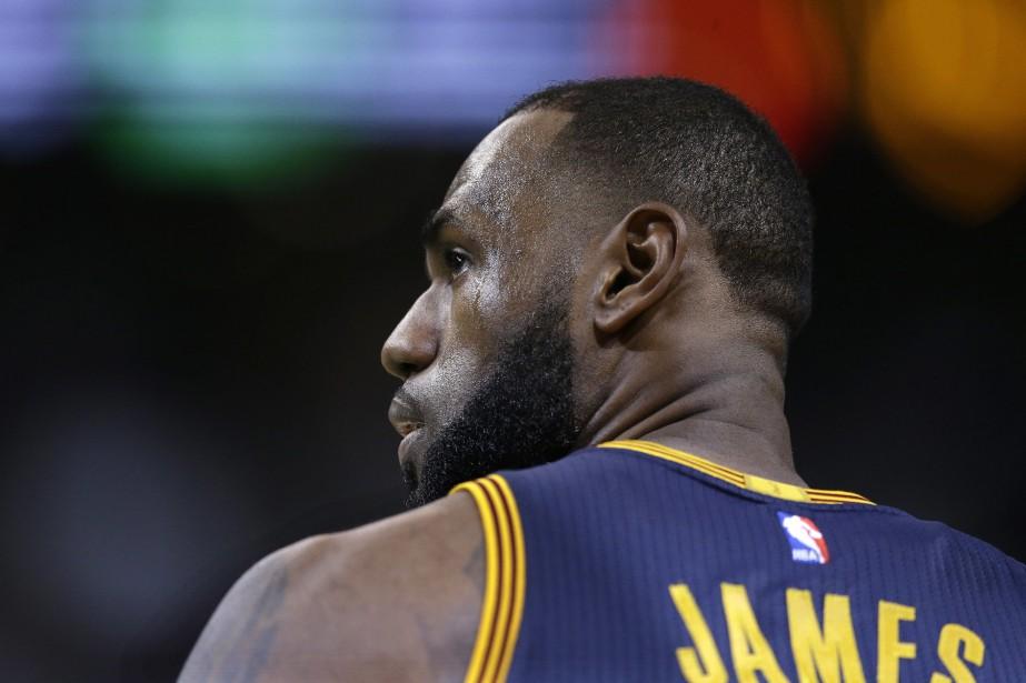 LeBron James... (Photo Charles Krupa, Associated Press)