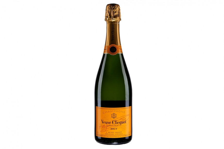 Veuve Clicquot Brut, 69,25$ (563338)... (Photo fournie par la SAQ)